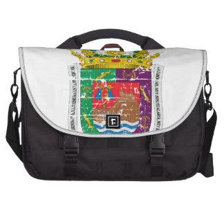 Malaga City Designs Laptop Commuter Bag