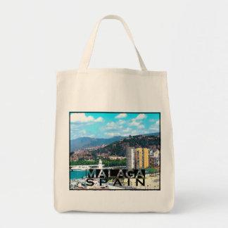 Malaga Grocery Tote Bag