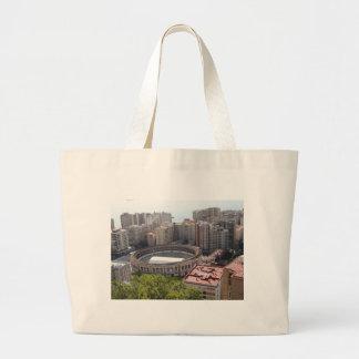 Malaga, Spain Tote Bags