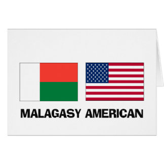 Malagasy American Cards