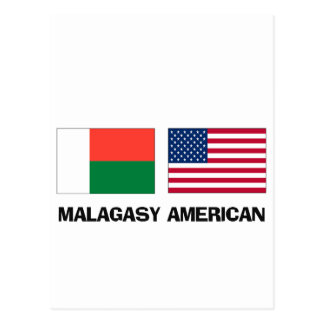 Malagasy American Post Cards