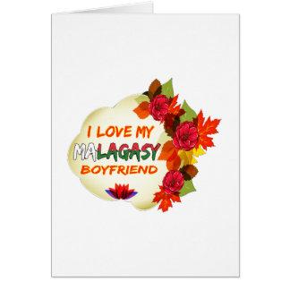 Malagasy Boyfriend Design Cards