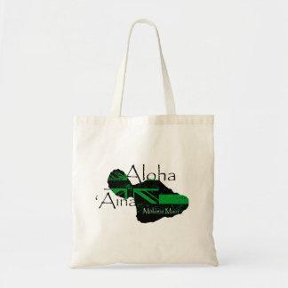Mālama Maui Budget Tote Bag