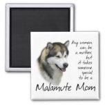 Malamute Mum Magnet