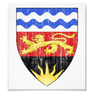 Malawi Coat Of Arms Photo Print