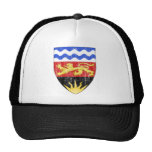 Malawi Coat Of Arms Trucker Hats