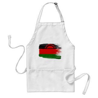 Malawi Flag Apron
