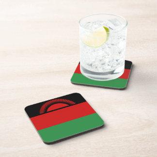 Malawi Flag Coaster