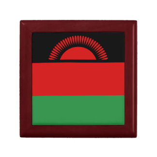 Malawi Flag Gift Box