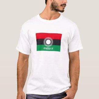 Malawi flag souvenir tshirt