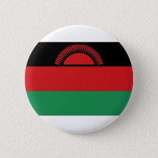 Malawi National Flag 6 Cm Round Badge