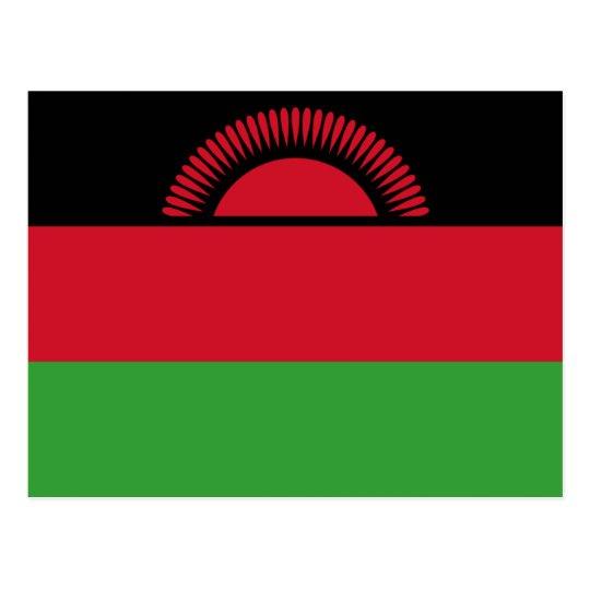 malawi postcard