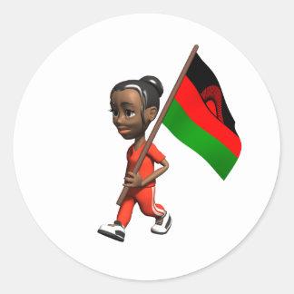 Malawi Sticker