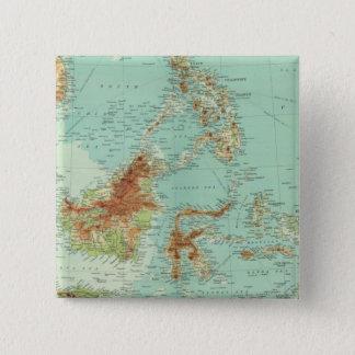 Malay Archipelago 2 15 Cm Square Badge