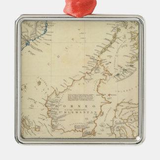 Malay Archipelago Christmas Ornament
