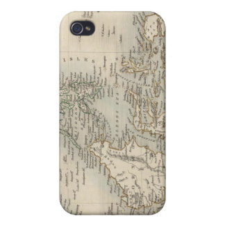 Malay Archipelago, or East India Islands iPhone 4/4S Cases