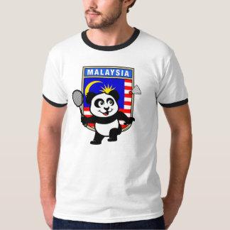Malaysia Badminton Panda T-Shirt