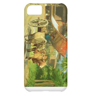 Malaysia - Bullock Cart iPhone 5C Cases