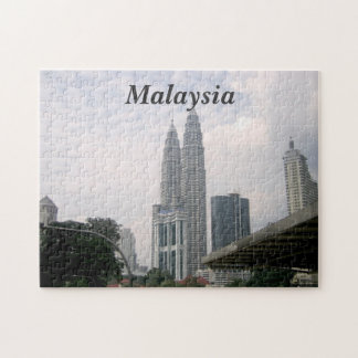 Malaysia Cityscape Jigsaw Puzzle