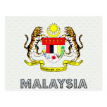 Malaysia Coat of Arms