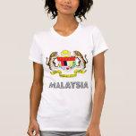 Malaysia Coat of Arms Tee Shirt
