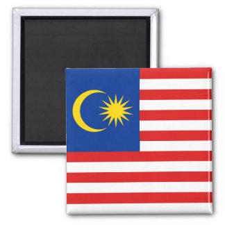 Malaysia Flag Magnet