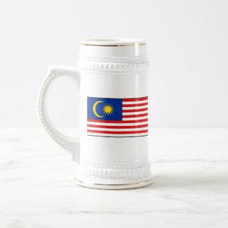 Malaysia Flag ~ Map Mug