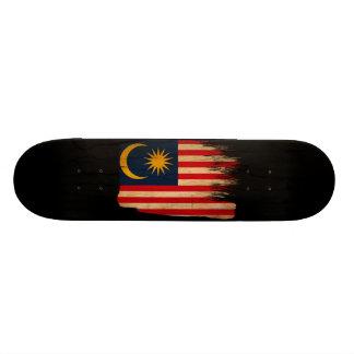 Malaysia Flag Skate Board Decks