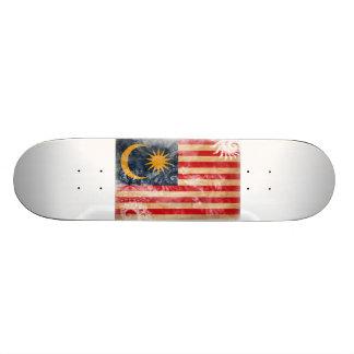 Malaysia Flag Skate Boards