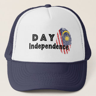 Malaysia independence Hat