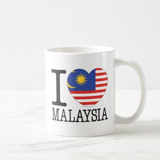 Malaysia Love v2 Coffee Mug
