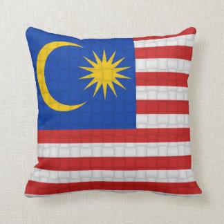 Malaysia Malaysian flag Cushion