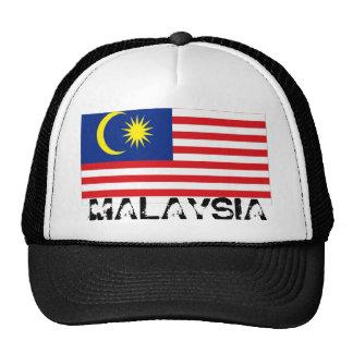 Malaysia malaysian flag souvenir hat