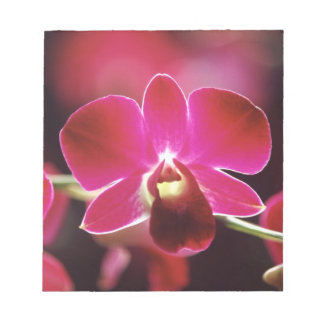 Malaysia, Orchid Notepad