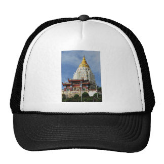 Malaysia Penang Island Kek Lok Si Temple Mesh Hat