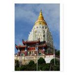Malaysia Penang Island Kek Lok Si Temple Post Cards