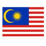 malaysia postcards