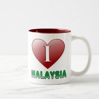 Malaysia Two-Tone Mug