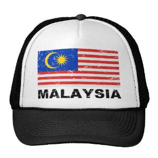 Malaysia Vintage Flag Cap