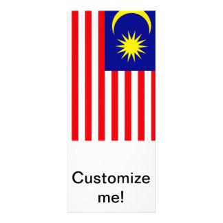 Malaysian Flag Invites