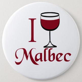 Malbec Wine Lover Gifts 6 Cm Round Badge