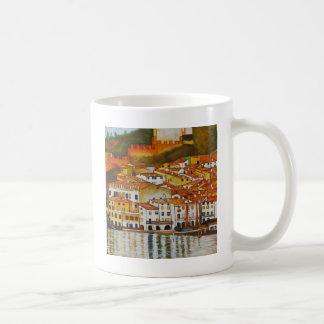 Malcesine on Lake Garda cute Coffee Mug