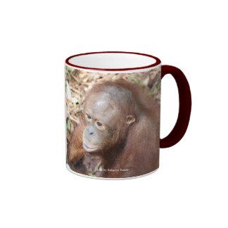 Malcolm Orangutan OFI Ringer Mug