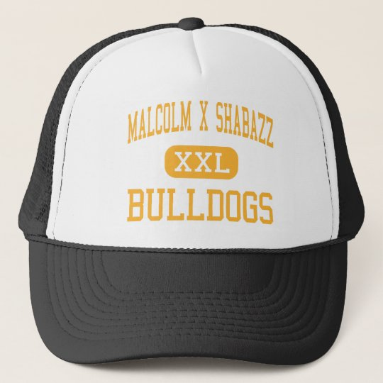 Malcolm X Shabazz - Bulldogs - High -