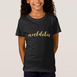 b55bb873 Maldita Tagalog Word Filipino Pinoy Pinay Filipina T-Shirt