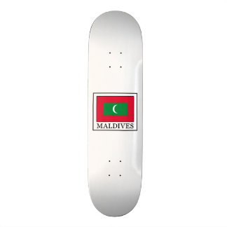 Maldives 19.7 Cm Skateboard Deck