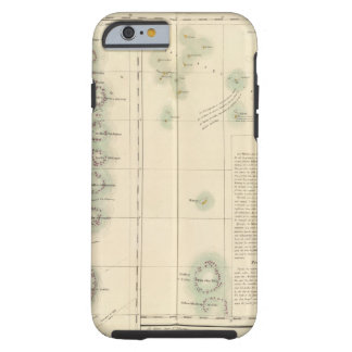 Maldives and Lakshadweep Islands Asia 107 Tough iPhone 6 Case