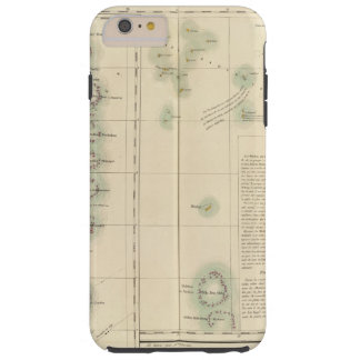 Maldives and Lakshadweep Islands Asia 107 Tough iPhone 6 Plus Case