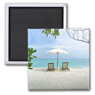 Maldives Beach Magnet