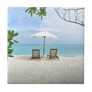 Maldives Beach Tile